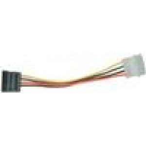 18cm Serial ATAPower Cable Serial to Molex