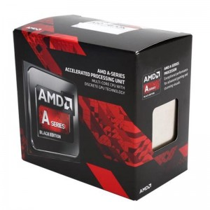 AMD A10-7890K 4.1GHz FM2+ 65W Quiet Cooler. Radeon R7 Series - (LS)