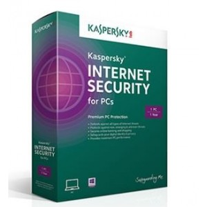 Kaspersky Int Security 3PC 2yr PC ESD only - Non Returnable